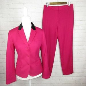 Talbots Pink Wool Suit NWT